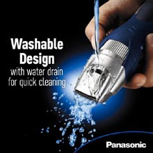 Panasonic Washable Beard Trimmer