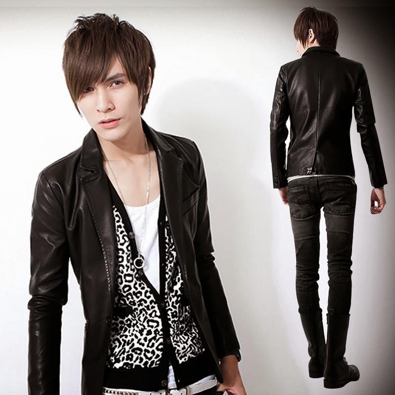 Jaket blazer korea