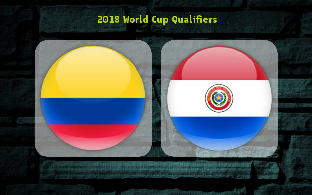 Colombia vs Paraguay Full Match & Highlights 5 October 2017