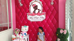 Kafe Miss Pink Kitty Semarang