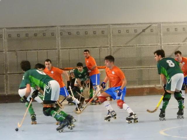 Urdaneta-Gurutzeta de hockey patines