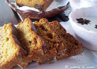 Plum Cake de pasas y nueces