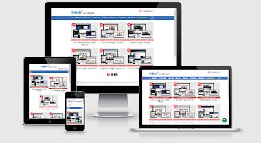 Top 5 mẫu giao diện cho Blogger dùng làm trang bán theme