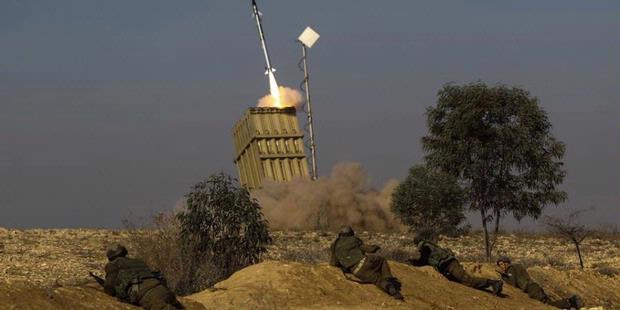 Israel Klaim Sukses Uji Coba Sistem Pertahanan Rudal Baru