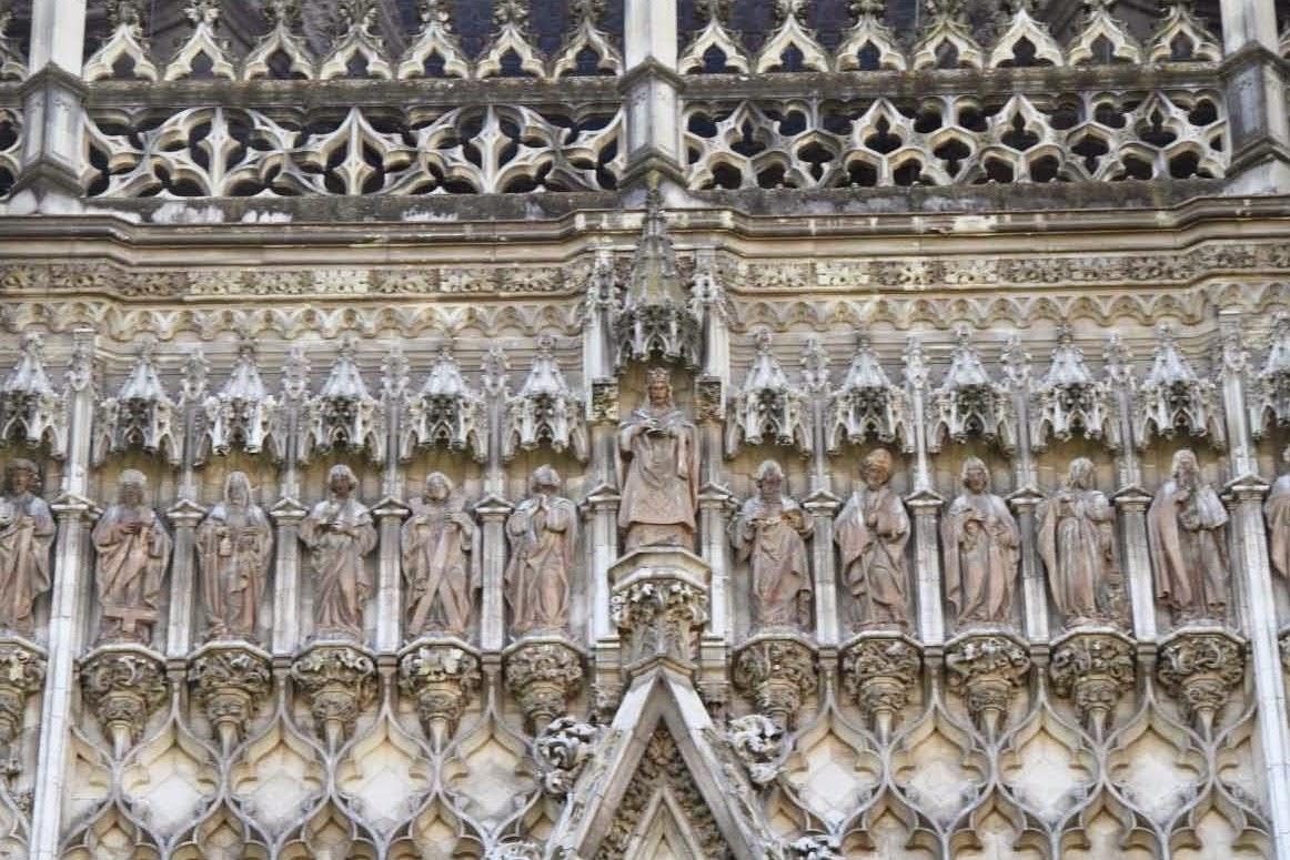 Puerta de la Concepción - Catedral - Sevilla