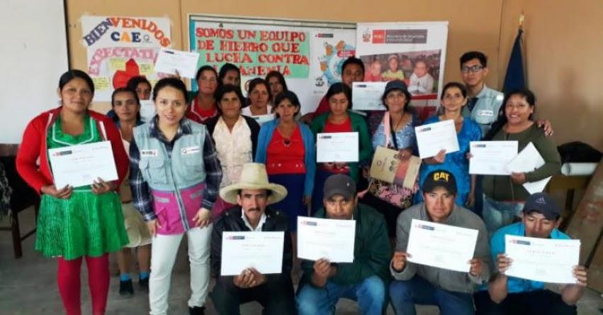 QALI WARMA: Programa social capacita a integrantes de 1700 Comités de Alimentación Escolar para combatir la anemia en Piura - www.qaliwarma.gob.pe