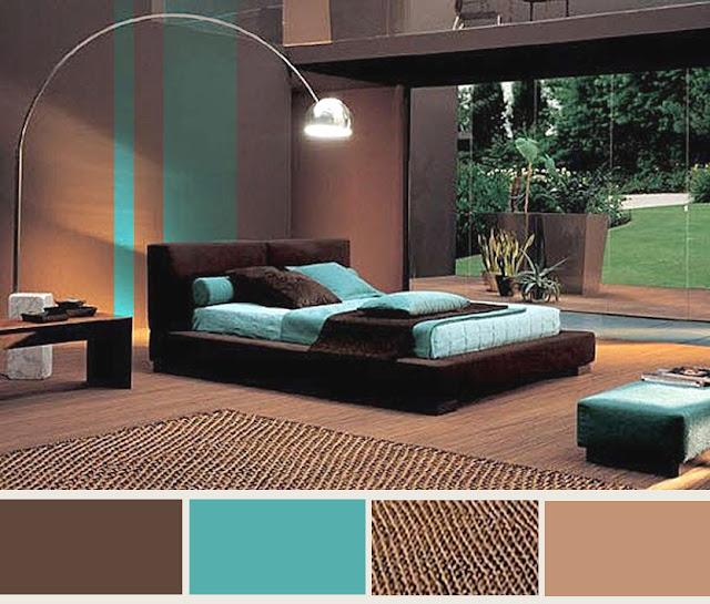 Bathrooms Models Ideas: Turquoise Bedroom Decorating Ideas