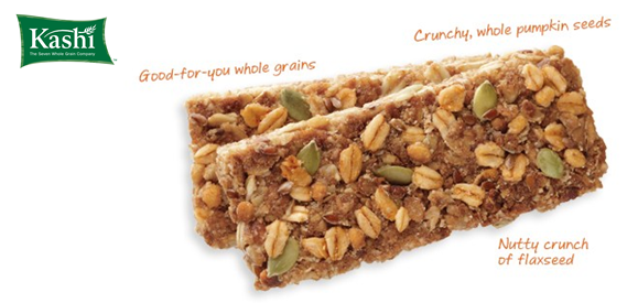Kashi Bars — What I Like
