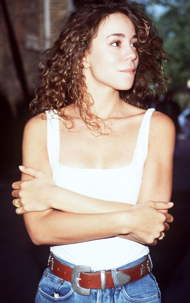 40 Photographs of Mariah Carey From the Late 1980s and