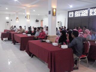 Seminar Peluang  Bisnis Susu Haji Sehat di Hotel New Ramayana 21 Mei 2016 Pemengkasan Jawa Timur