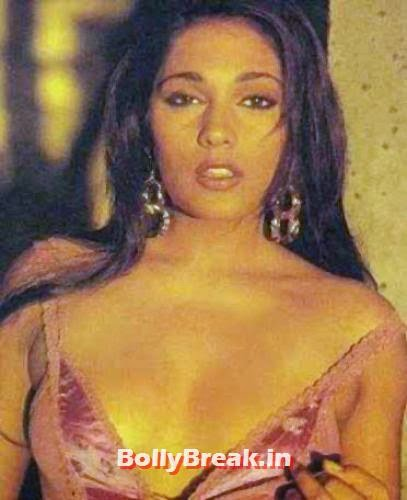 Anu Aggarwal in Cleavage Dress, Anu Aggarwal Hot Photos, Aashiqui Movie Actress Bikini Pics