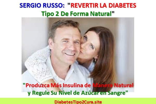 Sergio Russo Autor del Libro Revertir la Diabetes Tipo 2