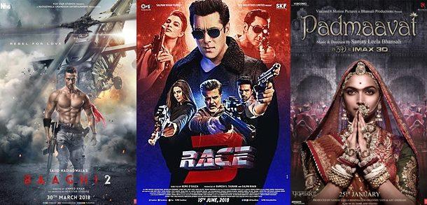 Daftar Film Bollywood Terbaru 2018