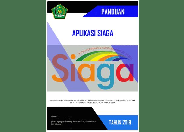 Panduan Aplikasi SIAGA (Sistem Informasi dan Administrasi Guru Agama)