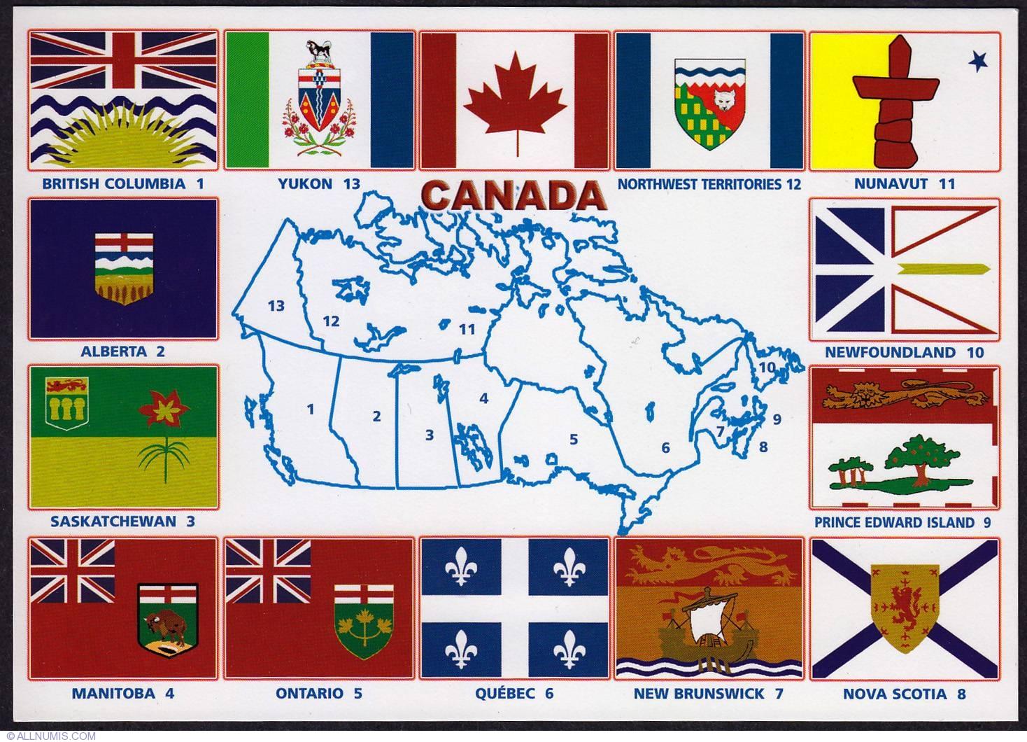 Turismo In Canada Ban Re E Simboli