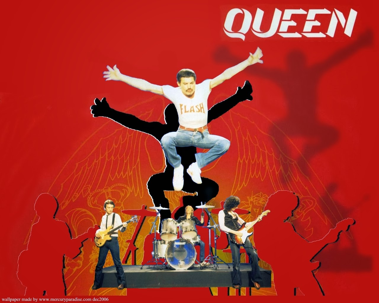 Killzone 4 Shadow Fall Wallpaper Wallpapers Hd Queen Wallpapers De La Banda Queen
