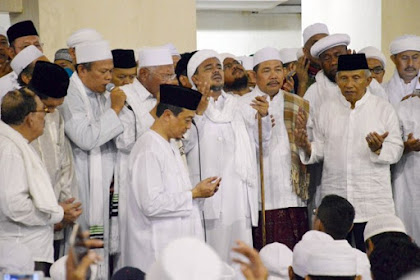 Habib Rizieq dan Amien Rais Dijadwalkan Ikut Aksi 313