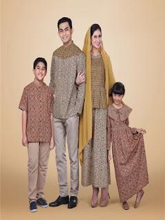 Baju Seragam Keluarga Untuk Lebaran