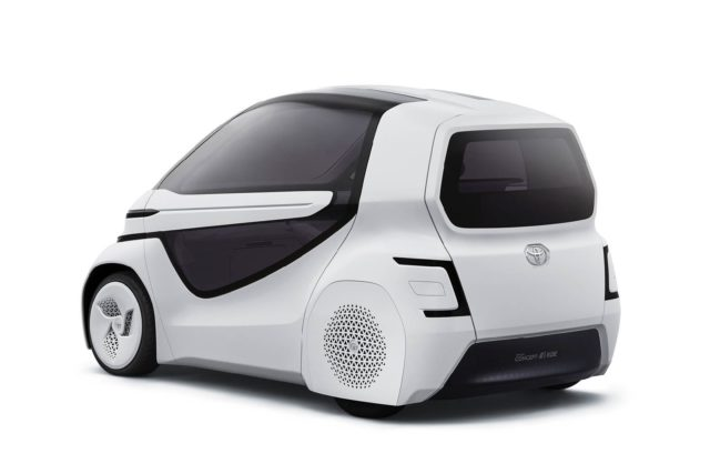 Toyota Concept-i Series: The car that can interpret your emotions