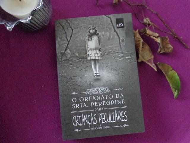 Resenha: O Orfanato da Srta. Peregrine para Crianças Peculiares