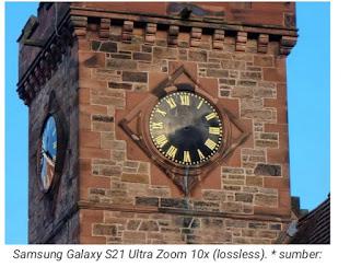Hasil foto kamera Samsung Galaxy S21 ultra zoom 10×