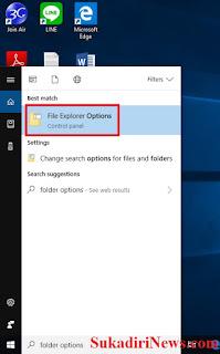Cara Melihat File, Folder, dan Drive Tersembunyi di Windows 7 10