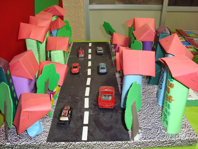 Projeto de Matemática - Se esta rua fosse minha