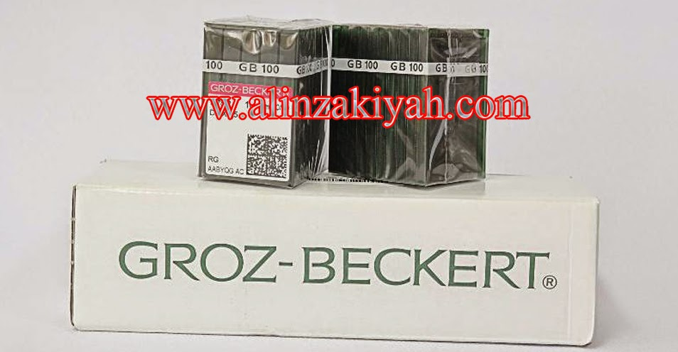 jarum ( needles ) Merek GROZ-BECKERT Korea