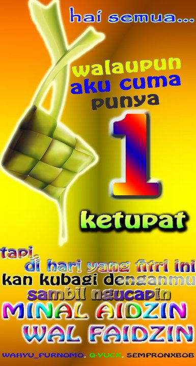 Portal Manyaran Info Ucapan Selamat Idhul Fitri 2011 Dari Crew