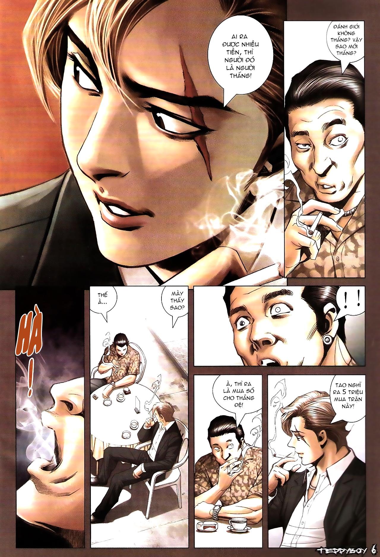 Người Trong Giang Hồ - Chapter 1292: Thật thì không giả được - Pic 5