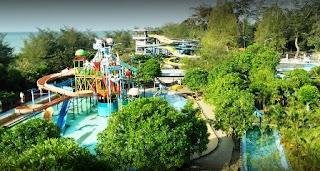 Menikmati Serunya Beragam Wahana Air di Waterpark Widuri Pemalang