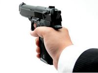 Polisi yang Tak Sengaja Tembak Anaknya