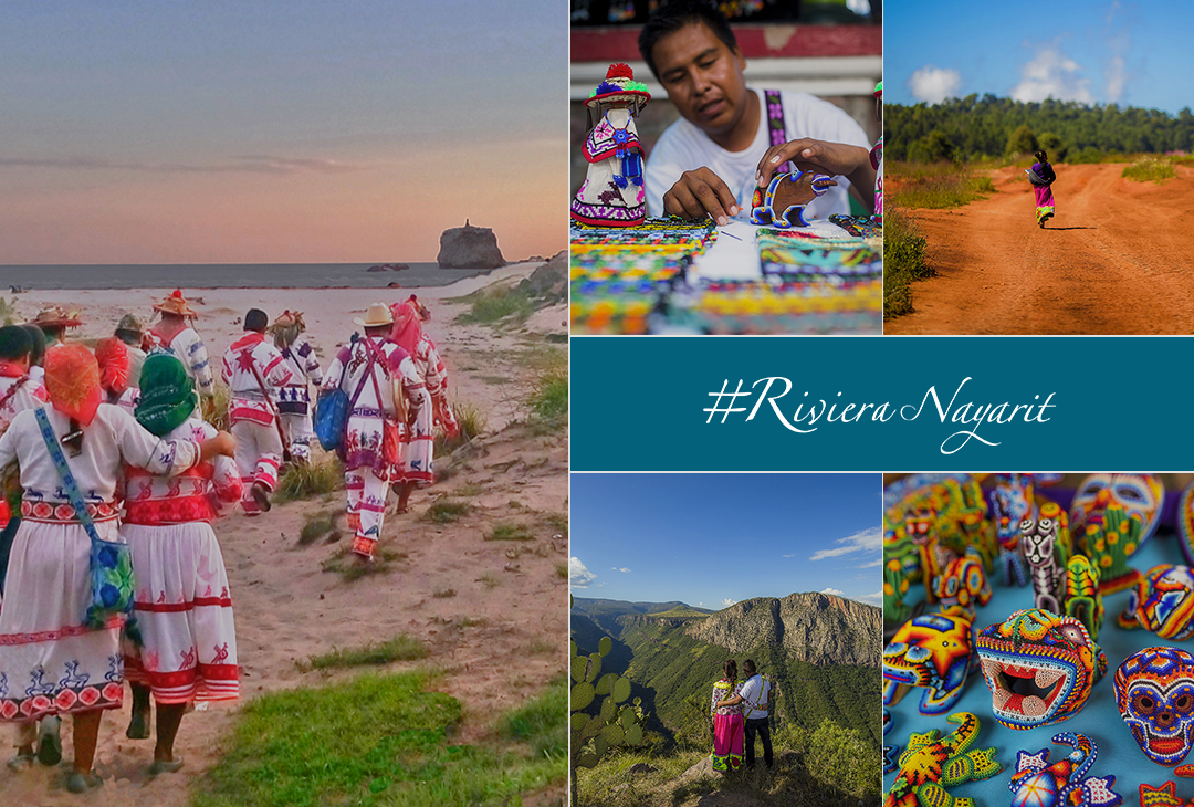 Arte Huichol Sayulita Riviera Nayarit Mexico Blog See It To Believe It Huichol Culture