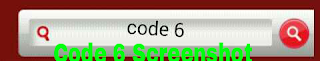 Code 6 Screnshot