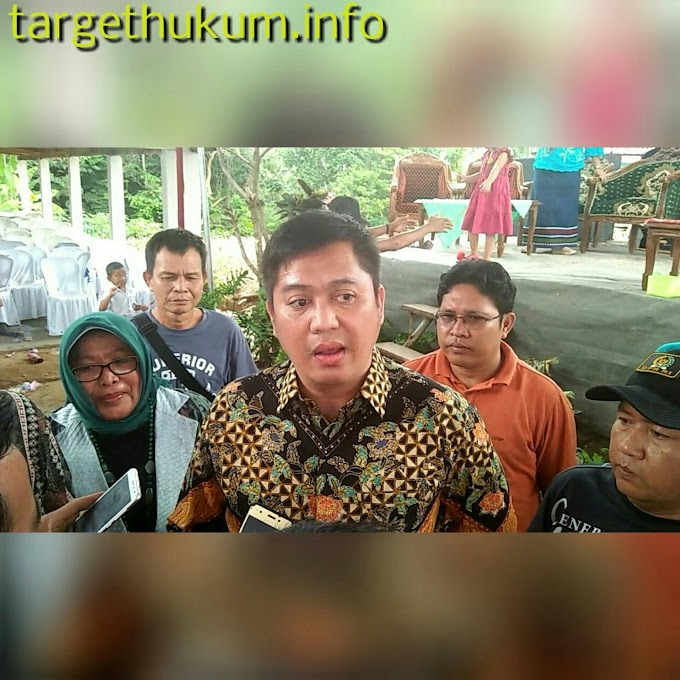 Anggota DPR RI Komisi IX Sosialisasi Bersama BPOM di Kelurahan Gunung Sakti