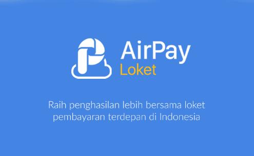Tips Login dan Hindari Kode Verifikasi AirPay Loket