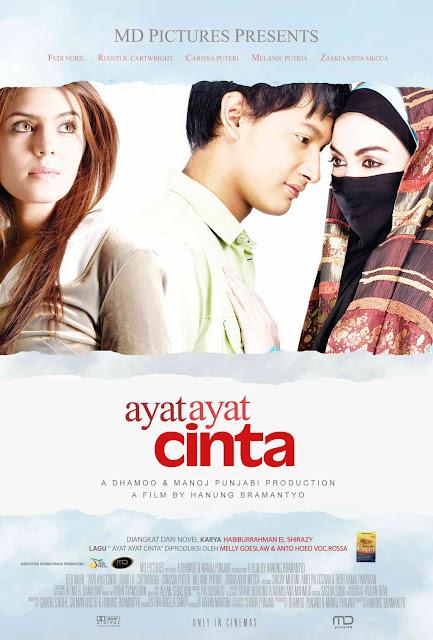 Sinopsis Ayat-Ayat Cinta (2008) - Film Indonesia