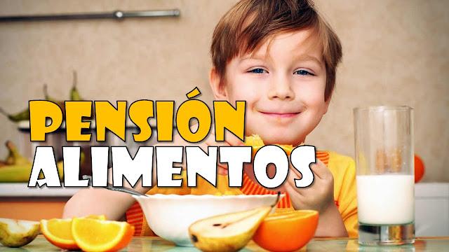 Demanda en Pensión Alimenticia