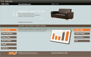 Download SOFA Statistics 14.4