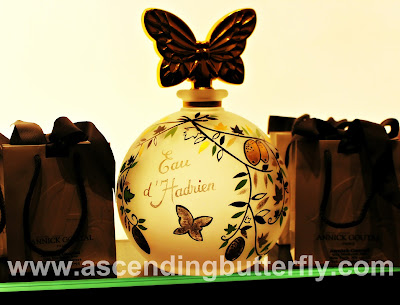 @Sniffapalooza @AnnickGoutalUS Night Birds Holiday Celebration! #Scent #Perfume #Luxury #Fragrance #HolidayParty, Eau d' Hadrien Large Sized Bottle