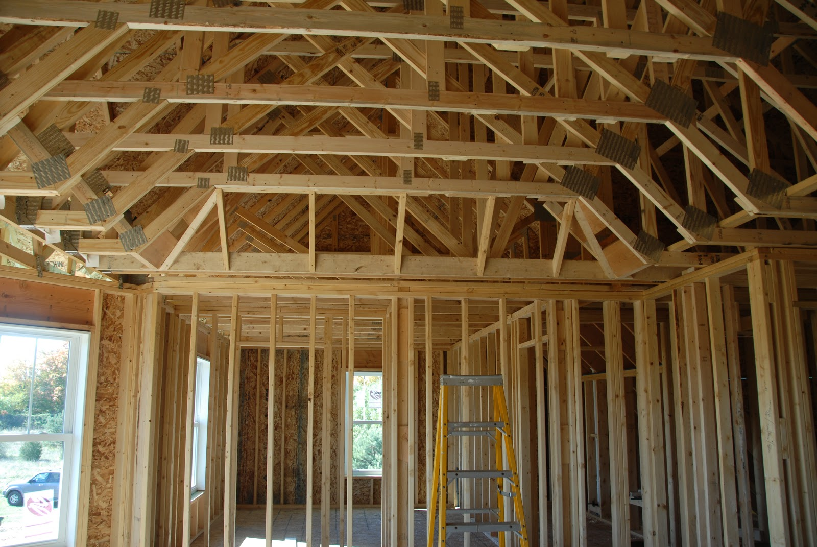 The Hoffman House Building Journey: Quick Update From Last ...