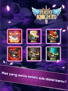 Game LINE Flight Knights APK