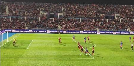 Video Assist Akhyar Rashid Untuk Gol Keempat JDT
