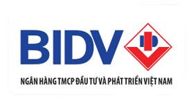 Logo ngân hàng BIDV vector