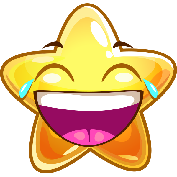 Laughing Smiley Icon