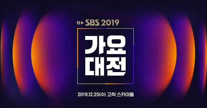 2019 SBS Gayo Daejeon