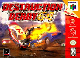 Free Download Destruction Derby Games Nitendo 64 PC Games Untuk Komputer Full Version - ZGASPC