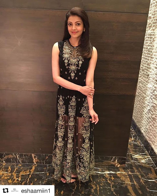 Kajal Agarwal New Photos