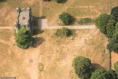 1.500 χαμένα αρχαία μνημεία αποκάλυψε η... ξηρασία!