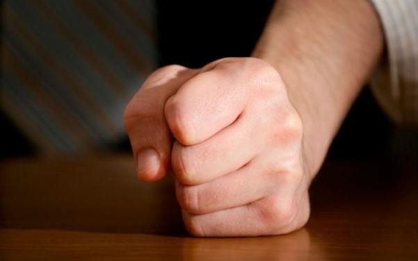 قبضة اليد